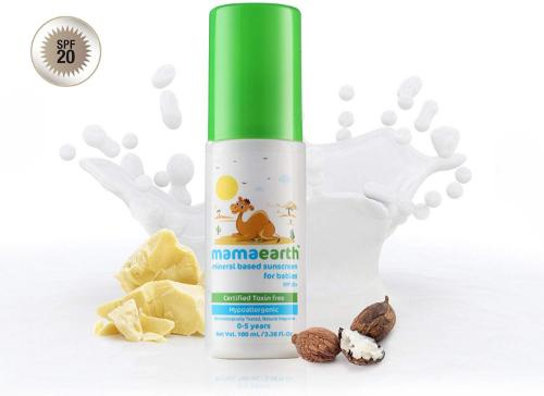Picture of Mamaearth Mineral Based Sunscreen 100ml