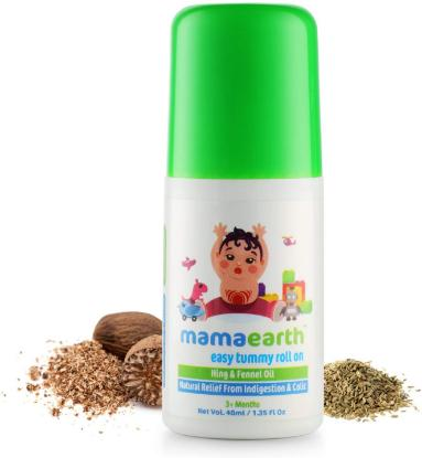 Picture of Mamaearth Easy Tummy Roll on 40ml
