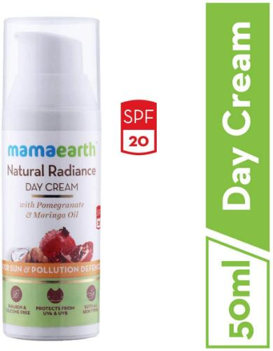Picture of Mamaearth Natural Radiance Day Cream