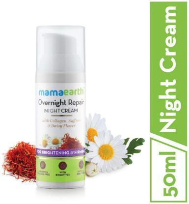 Picture of Mamaearth Over Night Repair Night Cream