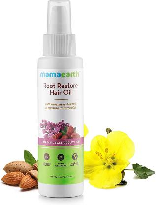 Picture of Mamaearth Root Restore Hair Oil