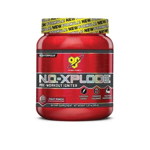 Picture of BSN N.O Xplode 3.0 - 1.22 lbs