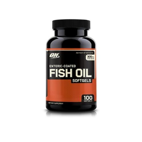 Picture of Enteric Coated Fish Oil 100ct
