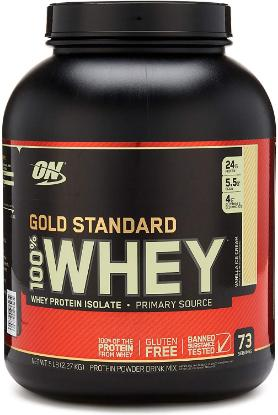 Picture of 100% Whey Gold Standard 5 lbs