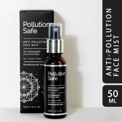 Picture of Pee Safe Pollution Safe Anti-Pollution Face Mist with Herbashield