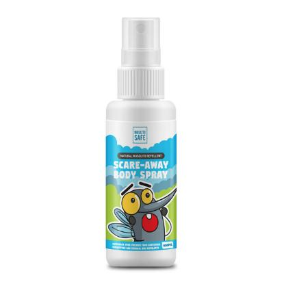 Picture of Pee Safe Moskito Safe Natural Alcohol & DEET Free Mosquito Repellent Spray 100ml