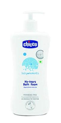 Picture of Chicco Bath Foam 500ml (Baby Moments - India)
