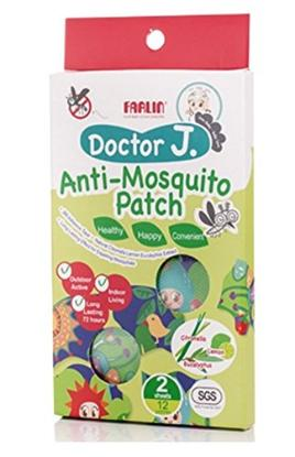 Picture of FARLIN - ANTI MOSQUITO PATCH - 2 Sheets - 12 Patches (BCK-0003)