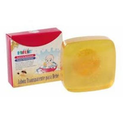 Picture of BABY SOAP TRANSPARENT 100GRM
