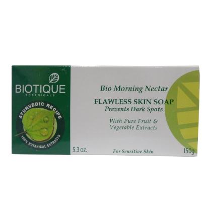 Picture of Biotique Bio Morning Nectar Flawless Skin Soap 150gm