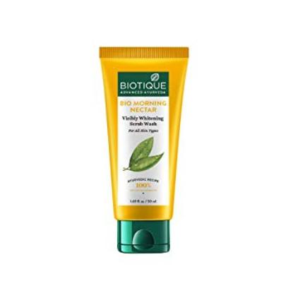 Picture of Biotique Bio Morning Nectar Flawless Face Wash 50 ML