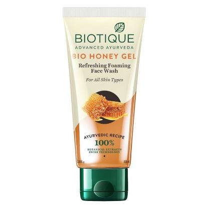Picture of Biotique Bio Honey Gel Hydrating Face Wash 100ml