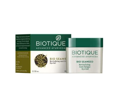 Picture of Biotique Bio Sea Weed Revitalizing anti fatigue Eye Gel 15 GM
