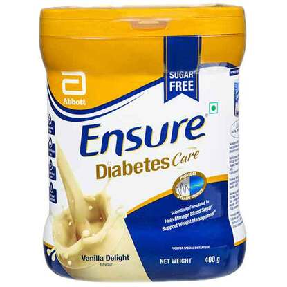 Picture of ENSURE DIABETES CARE - 400GM