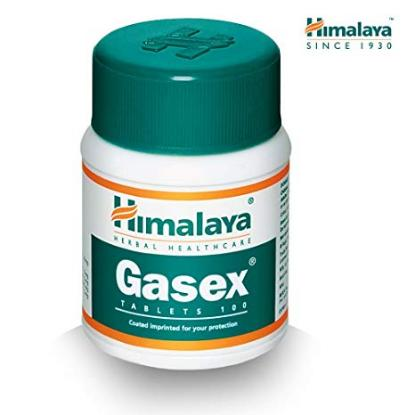 Picture of Himalaya Gasex Tablet 100 'Bottle
