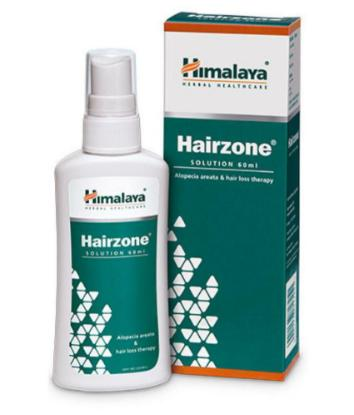 Picture of Himalaya Hairzone Solution 60 ml 'Bottle