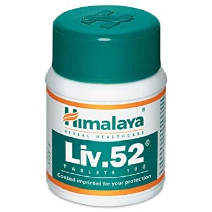 Picture of Himalaya LIV.52  Tablets 100 'Bottle