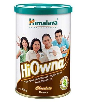 Picture of Himalaya HiOwna - Choco Flavour 200gm 'Container