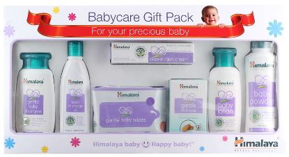 Picture of Himalaya Baby Care Gift Pack - Large