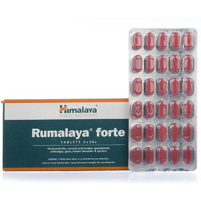 Picture of Himalaya Rumalaya Forte Tablets 30'S