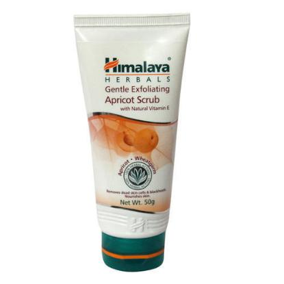 Picture of Himalaya Gentle Exfoliating Apricot Scrub 50 gm