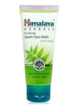 Picture of Himalaya Purifying Neem Face Wash Gel 50 ml