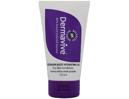 Picture of Dermavive Intensive Body Hydrating Oil 120ML