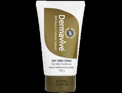 Picture of Dermavive Dry Skin Cream 100gm