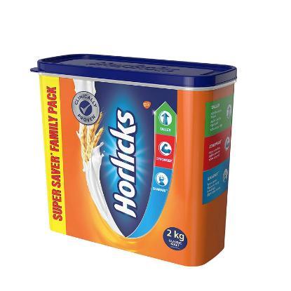 Picture of Horlicks Regular 2Kg Jar