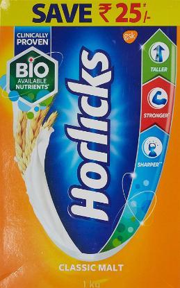 Picture of Horlicks Regular 1Kg Refill