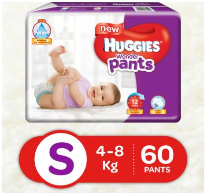 Picture of Huggies Wonder Pants Small 60