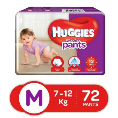 Picture of Huggies Wonder Pants Medium 72