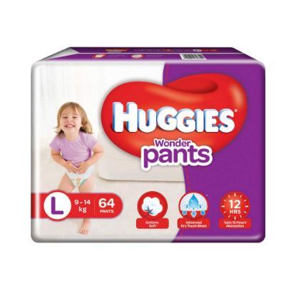 Picture of Huggies Wonder Pants Large 64
