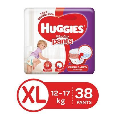 Picture of Huggies Wonder Pants Xl 38