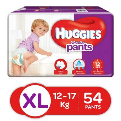 Picture of Huggies Wonder Pants Xl 54