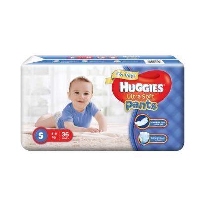 Picture of Huggies Wonder Pants Ultra Soft S(Boys) 36