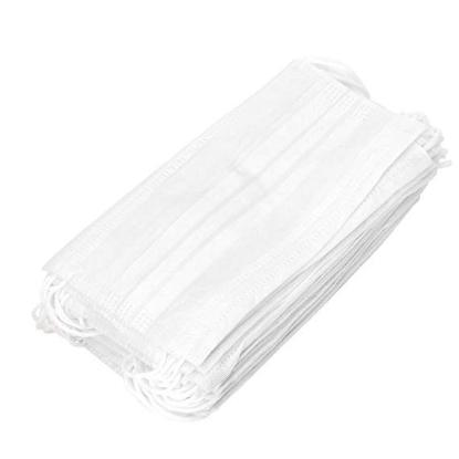 Picture of Oochem Disposable Topsafe Plus Earloop Face Mask - White