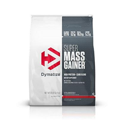 Picture of Dymatize Nutrition Super Mass Gainer - 12LBS