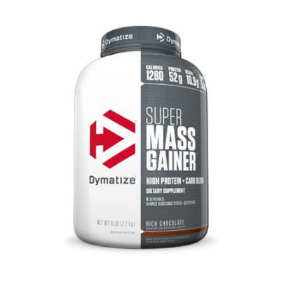 Picture of Dymatize Nutrition Super Mass Gainer - 6LBS