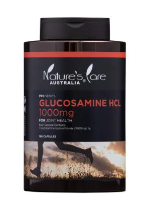 Picture of GLUCOSAMINE HCL 1000mg