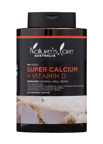 Picture of SUPER CALCIUM + VITAMIN D