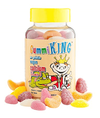 Picture of Gummi King Calcium Plus Vitamin D Gummy