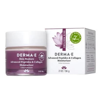 Picture of Derma E Advanced Peptide and Collagen Moisturizer 56gm