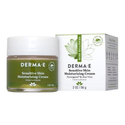 Picture of Derma E Sensitive Skin Moisturizing Cream 56gm