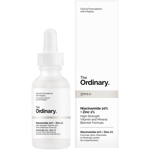 Picture of The Ordinary - Niacinamide 10% + zinc 1% 30'ml