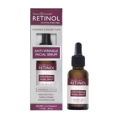 Picture of Retinol Anti Wrinkle Facial Serum 30ml
