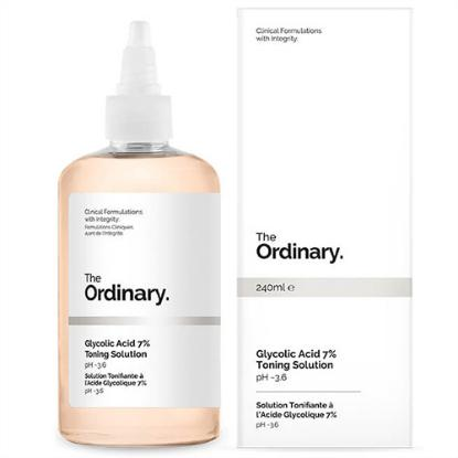 Picture of The Ordinary - Glycolic Acid 7% Toning Solution 240ml