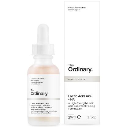 Picture of The Ordinary - Lactic Acid 10% + HA 30ml