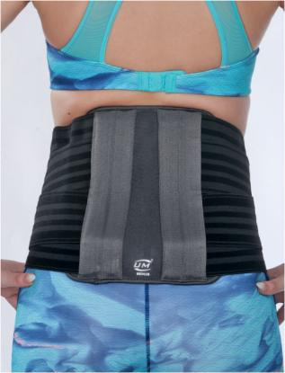 Picture of Contoured Back Support