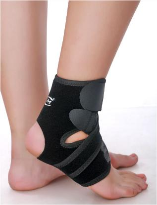 Picture of Ankle Brace With Criss Cross Strap